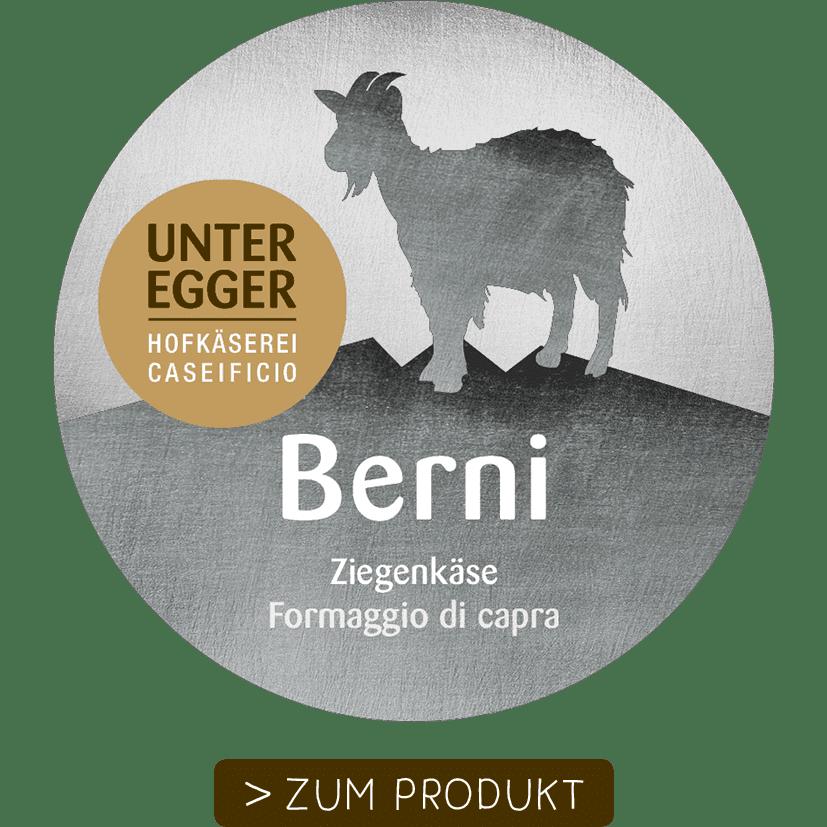 Hofkäserei Unteregger | Berni Ziegenkäse
