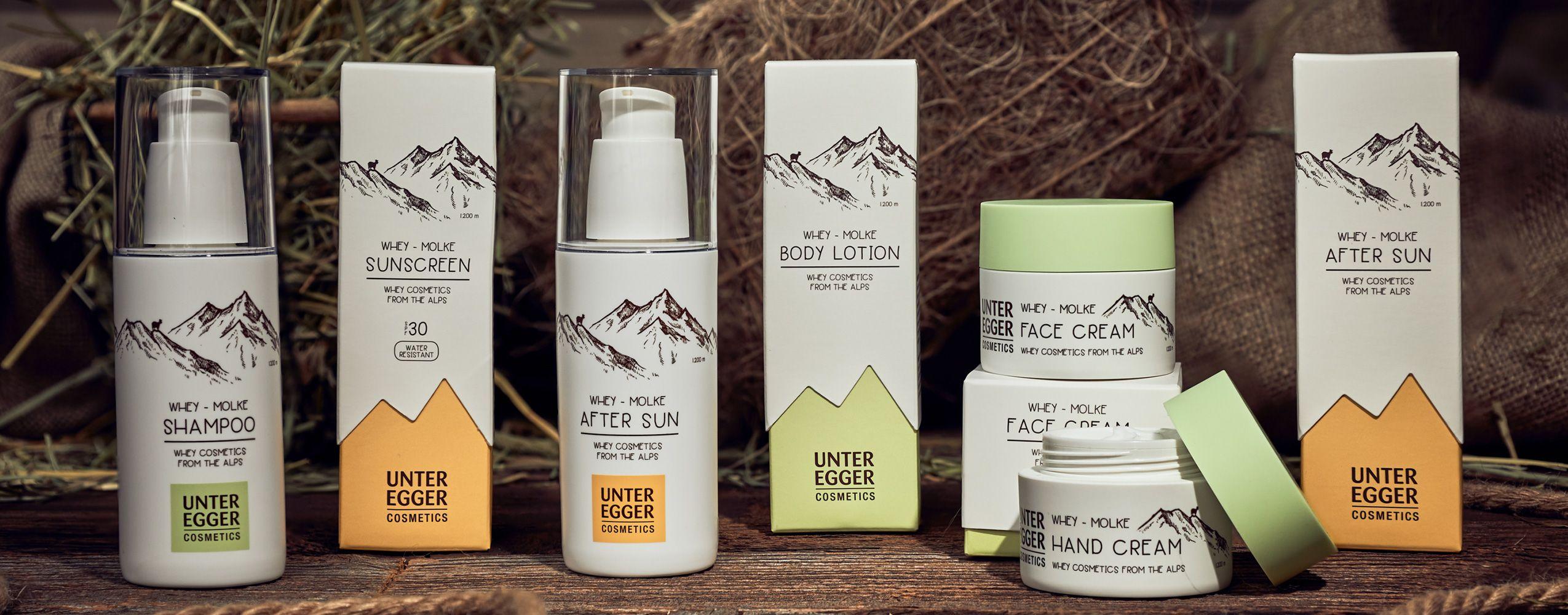 Hofkäserei Unteregger in Vals | Kosmetik